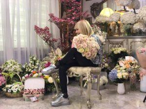 Лили Иванова лекува коронавируса със сода сн. Фейсбук