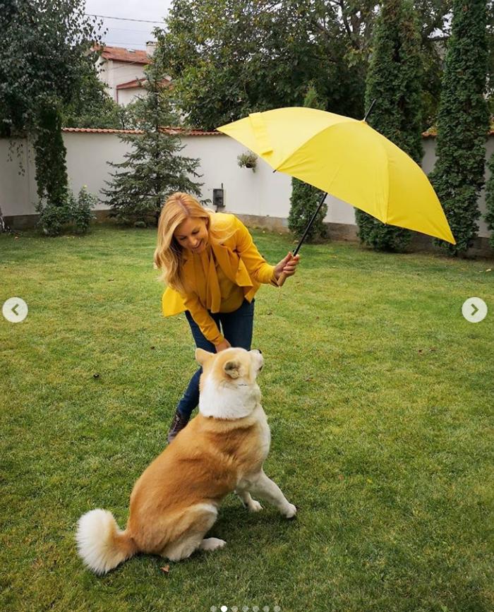 Николета Маданска чадър
