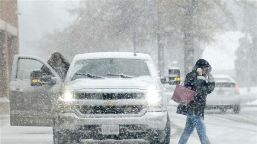 Зимата идва с минус 10 градуса