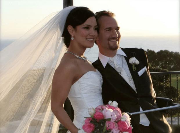брачна двойка