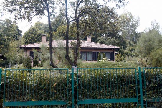 къщата на Мая Манолова