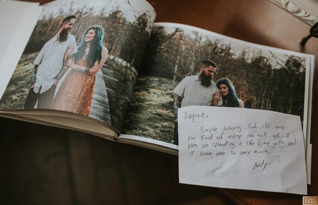 сватбен албум