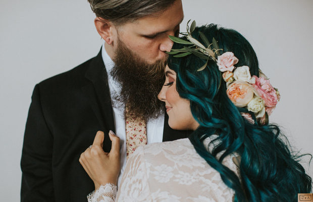 сватбена двойка