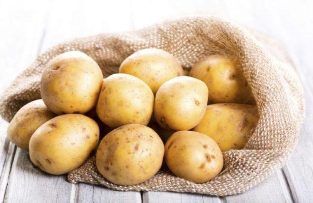 картофи кръв