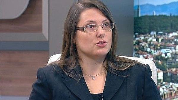 Адриана Стоименова е новият зам.-министър на труда и социалната политика