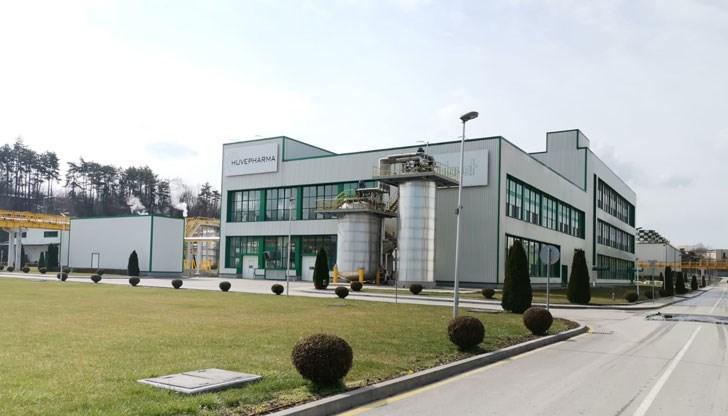 """До 7000 ваксини на час ще могат да се произвеждат в завода на """"Биовет"""""""