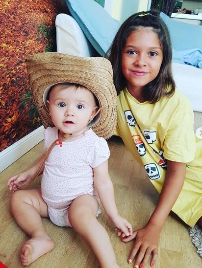 Мариана Попова дъщери