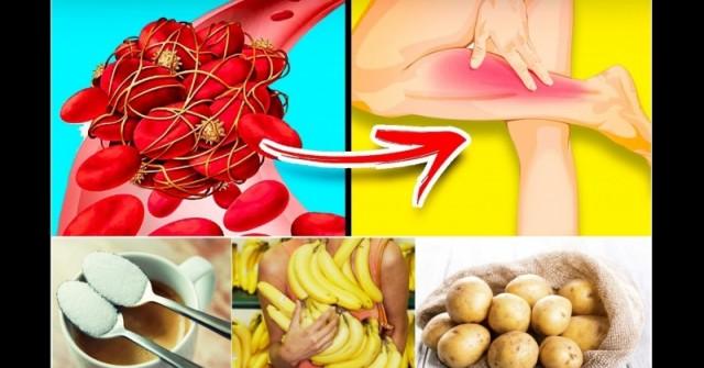 10 коварни продукта, които опасно сгъстяват кръвта и предизвикват тромби - ядем ги ежедневно: