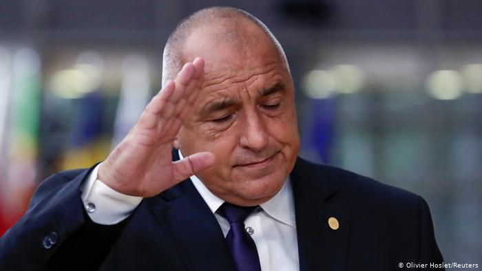 Германски медии: ″Залезът на Бойко Борисов е видим чак в Брюксел″ | Новини  и анализи от България | DW | 05.10.2020