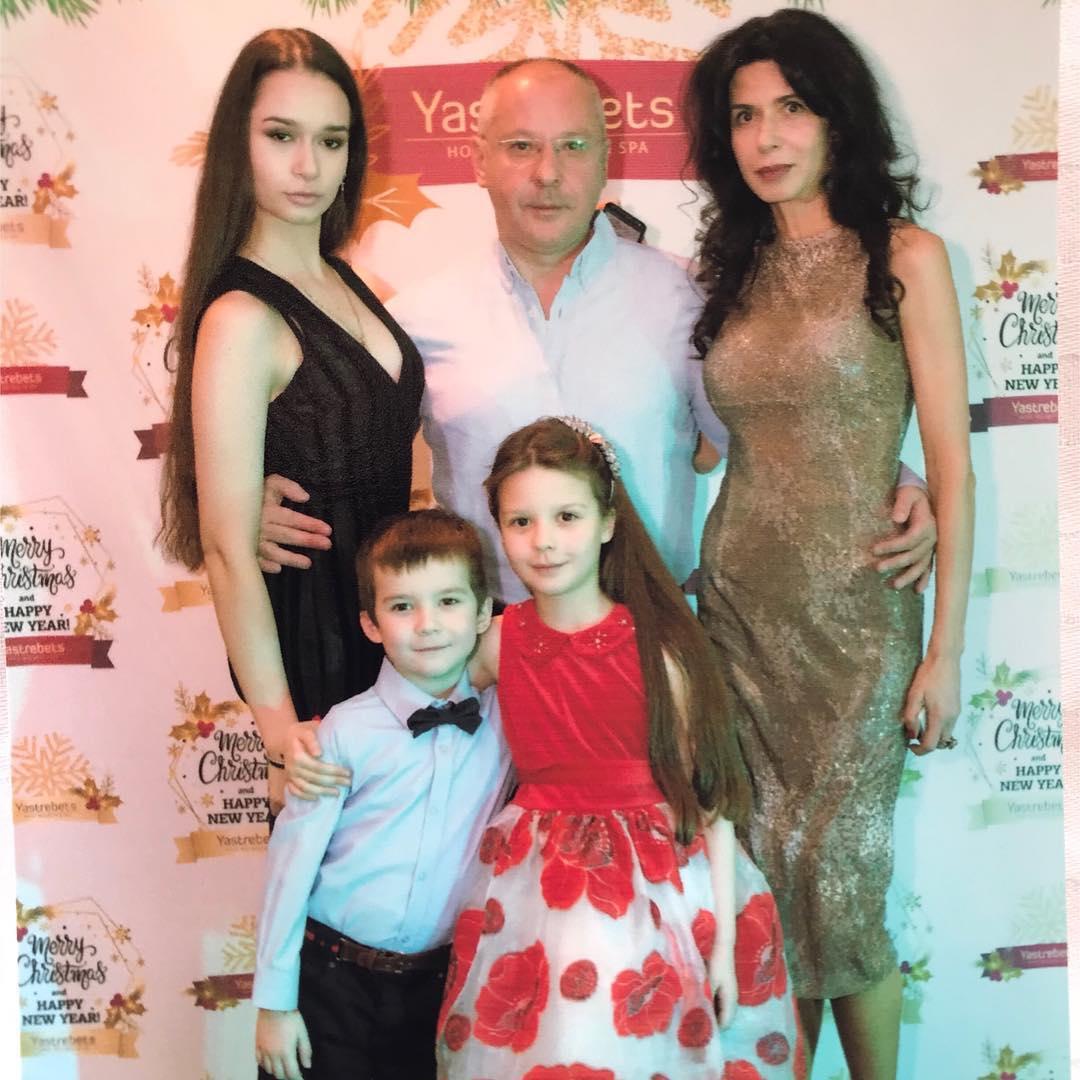 Сергей Станишев семейство