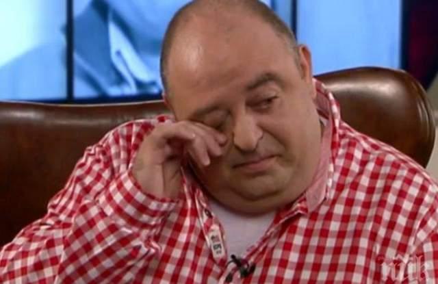 Любо Нейков разплака мрежата след смъртта на майка си