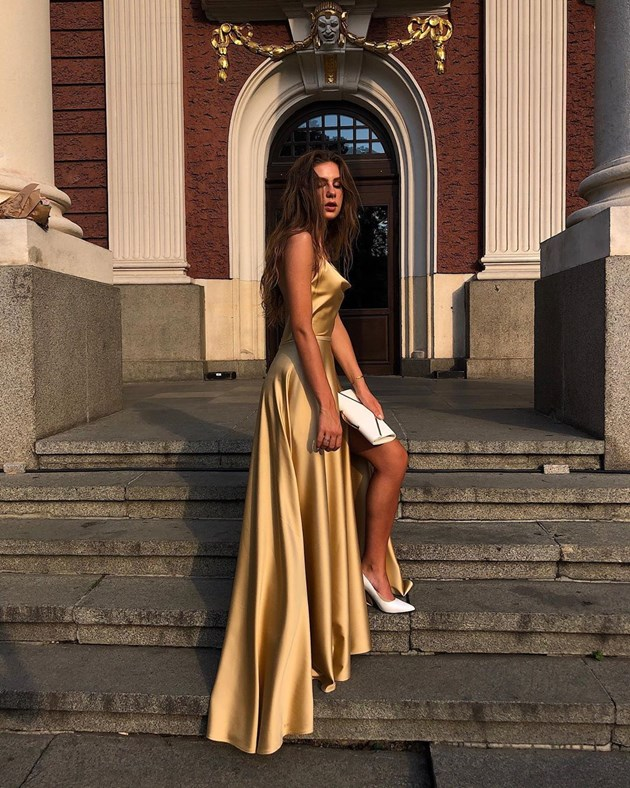 Златен бал за дъщерята на Радев - България Днес