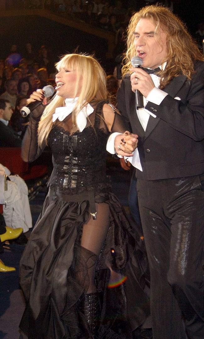 Лили Иванова с Васил Найденов