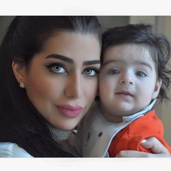 Най-красивия арабин жена