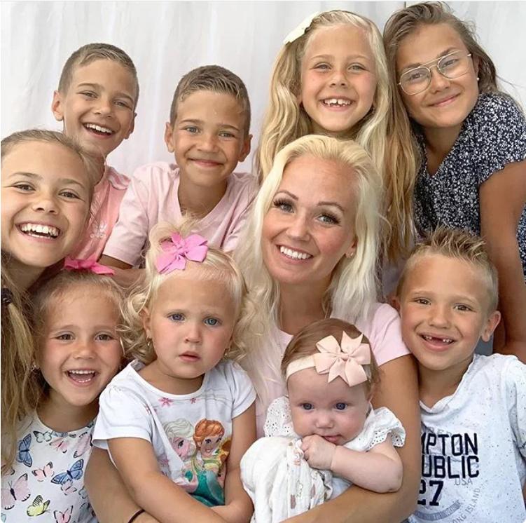 майка на 9 деца